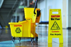 slip and fall injury lawyer NYC
