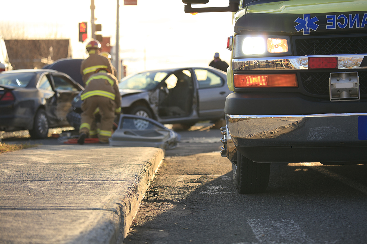 car accident lawyer New York